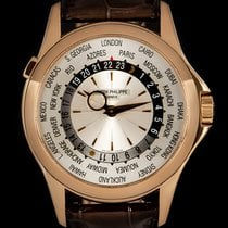 Patek Philippe World Time Rose Gold 5130R