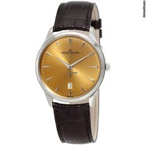 Jaeger-LeCoultre Master Ultra Thin Date new Automatic Watch with original box and original papers Q1288430
