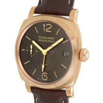 Panerai Red gold Manual winding 47mm new Special Editions