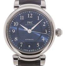 IWC Da Vinci Automatic neu Automatik Uhr mit Original-Box und Original-Papieren IW458312