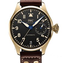 IWC Big Pilot IW501005 2020 новые