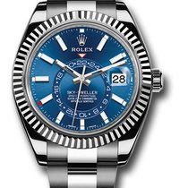 Rolex 326934 Steel Sky-Dweller 42mm pre-owned United States of America, New York, New York