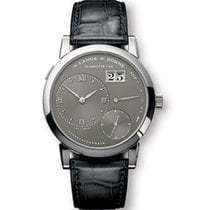 A. Lange & Söhne Lange 1 pre-owned 38.5mm White gold