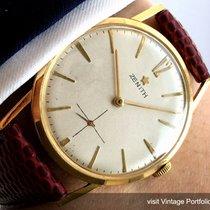 Zenith Women's watch 35mm Manual winding pre-owned Watch only 1960