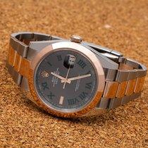 Rolex Datejust 126301 Очень хорошее Золото/Cталь 41mm Автоподзавод