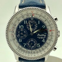 Breitling Montbrillant Olympus Stahl 42mm Arabisch