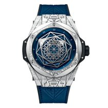 Hublot Big Bang Sang Bleu Titanium United States of America, New York, New York