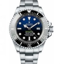 勞力士 Sea-Dweller Deepsea 鋼 44mm 藍色 香港, Tsim Sha Tsui, Kowloon