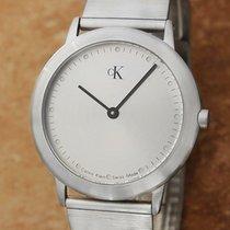 ck Calvin Klein Acciaio 34mm Quarzo usato