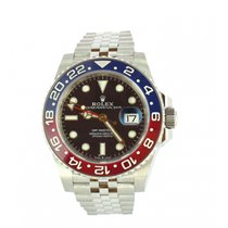 Rolex GMT-Master new Automatic Watch with original box and original papers 126710BLRO PEPSI