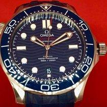 Omega 210.32.42.20.03.001 Acier 2019 Seamaster Diver 300 M 42mm nouveau