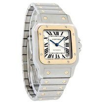 Cartier Santos Galbée new Watch with original box W20099C4