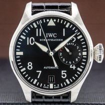 IWC IW500401 Steel 2008 Big Pilot 46mm pre-owned United States of America, Massachusetts, Boston