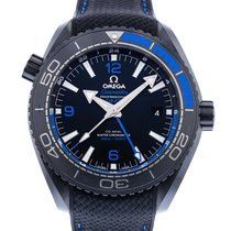 Omega Seamaster Planet Ocean 215.92.46.22.01.002 2010 pre-owned
