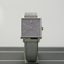 NOMOS Tetra Steel 29.5mm Purple United States of America, New York, Buffalo