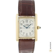 Cartier Tank Louis Cartier Or jaune 25.5mm Arabes