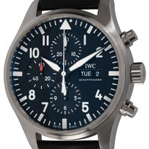 IWC Pilot Chronograph IW377709 pre-owned