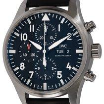 IWC Pilot Chronograph IW377709 подержанные