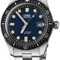 Oris Divers Sixty Five 73377204055MB new