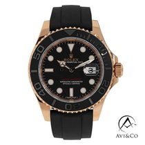 Rolex 116655 Rose gold 2016 Yacht-Master 40 40mm new United States of America, New York, New York