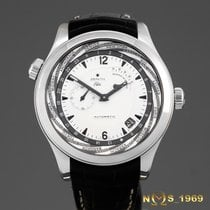 Zenith pre-owned Automatic 44 mm case without crownmm Silver Sapphire crystal