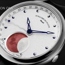 Lindburgh + Benson Ocel 43mm Automatika nové