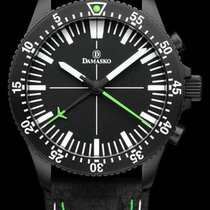 Damasko Automatic DC80 black new