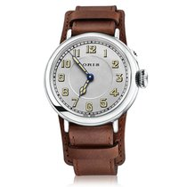 Oris Big Crown Limited Edition 1917 Leather Strap Watch...