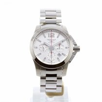 Longines Conquest Steel 44mm