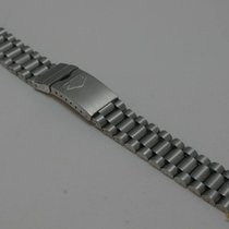 Heuer bracelet 18mm (with endlinks)