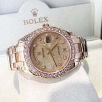 Rolex Day-Date Special Edition Yellow Gold Masterpiece