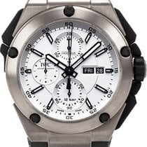 IWC IW386501 Ingenieur Double Chronograph  Automatic Men's Watch