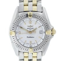 Breitling Callistino B52045 Two Tone Ladies Watch