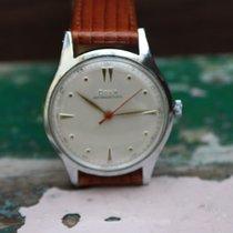 Doxa oversized 38mm 'calatrava' style vintage watch