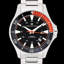 Hamilton H82305131 Steel Khaki Navy 40mm new United States of America, California, San Mateo