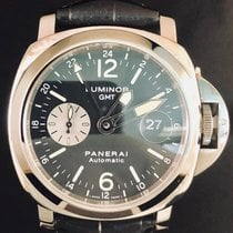Panerai Luminor GMT Automatic occasion 44mm Acier