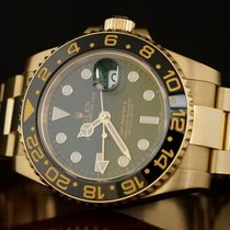 Rolex GMT-Master II Green Dial