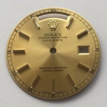 Rolex Day Date dial and hand set