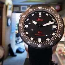 Sinn・新品/未使用・時計 (説明書付き、化粧箱入り)・44 mm・スチール