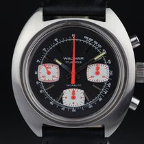Waltham Steel 40.5mm Manual winding pre-owned Canada, Montreal