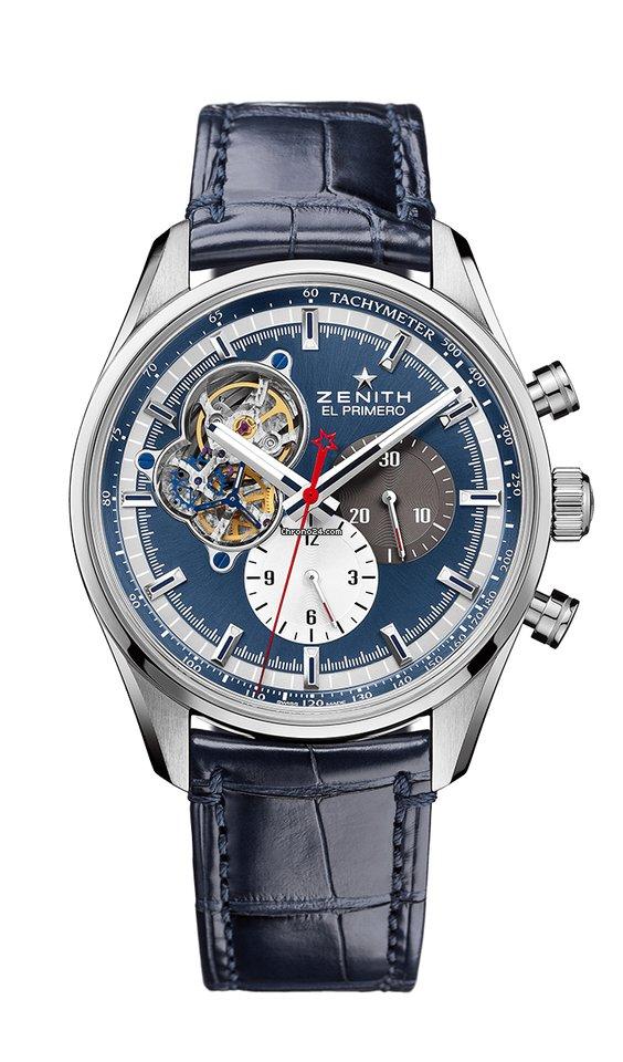 2793f368e338 Zenith El Primero - all prices for Zenith El Primero watches on Chrono24