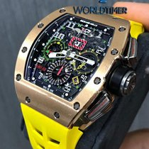 Richard Mille RM 11-02 Rose gold RM 011