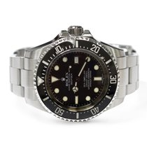Rolex Steel Automatic 44mm Sea-Dweller Deepsea