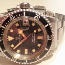 Tudor 94110 Staal Submariner 40mm