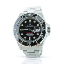 Rolex Sea-Dweller (Submodel) pre-owned 43mm Steel