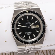 Omega Seamaster Diver 300 M pre-owned 40mm Steel