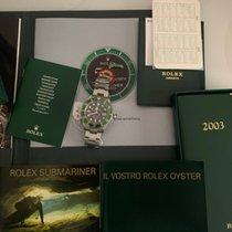 Rolex 16610LV Acier 2003 Submariner Date 40mm occasion France, Asnieres