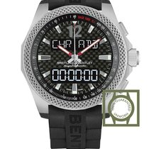 Breitling for Bentley Supersports B55 Carbon dial Perpetual...