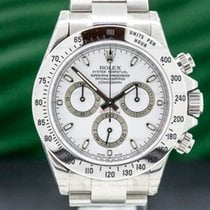 Rolex Daytona new 2008 Automatic Chronograph Watch with original box and original papers 116520