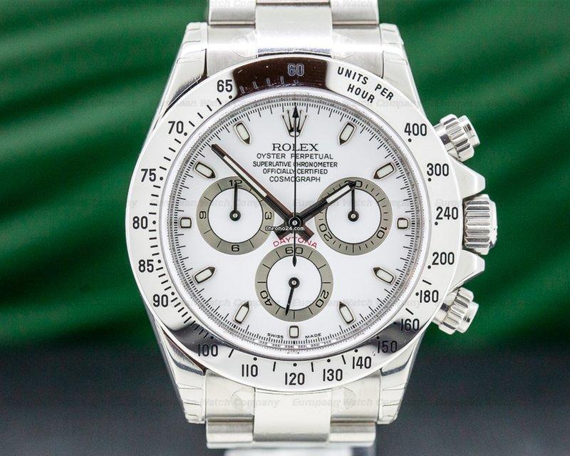 40d7f7e3645 Rolex Daytona - Todos os preços de relógios Rolex Daytona na Chrono24